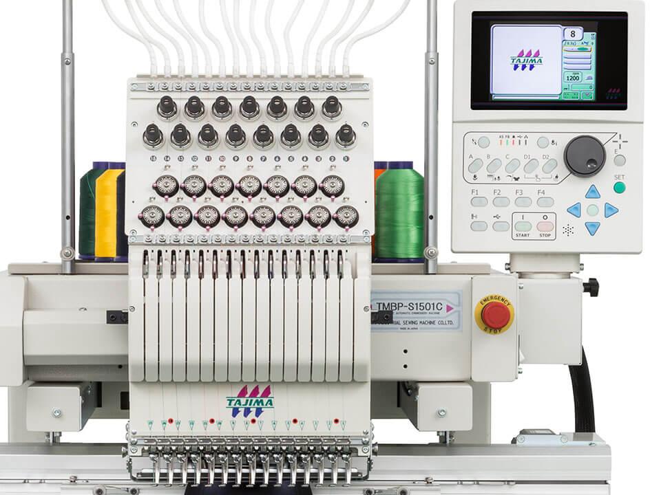 maszyna jednogłowicowa Tajima TMBP-S1501C