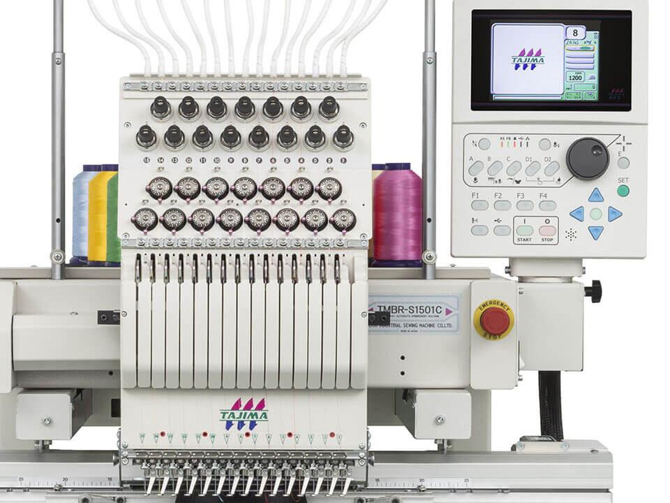 maszyna jednogłowicowa Tajima TMBR-S1501C